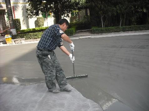 丙烯酸球场硬地地坪