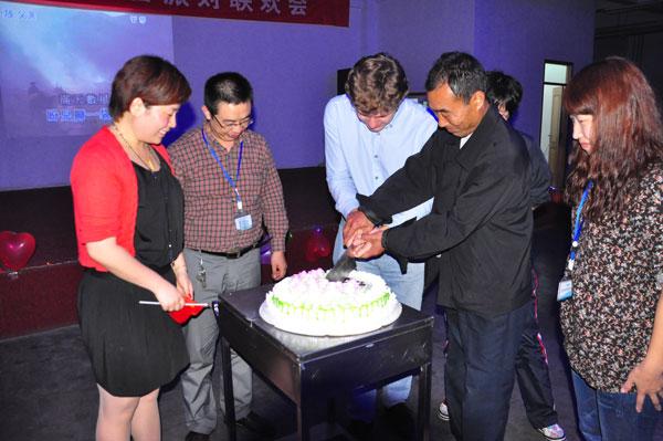 2015年生日派对活动