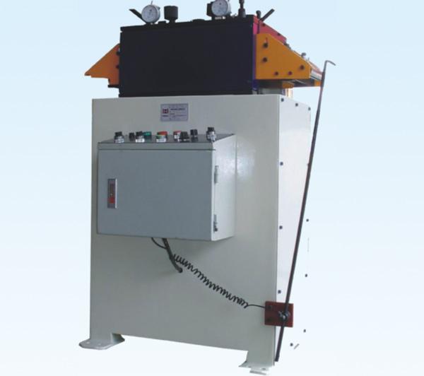 薄板用高精度、高速度、特殊结构材料整平机(BLS-单段式)